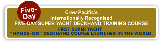 Crew Pacifics Five Day Deckhand Course